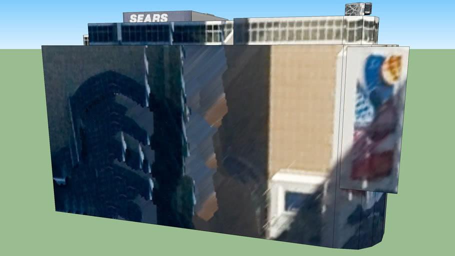 Sears - Eaton Centre