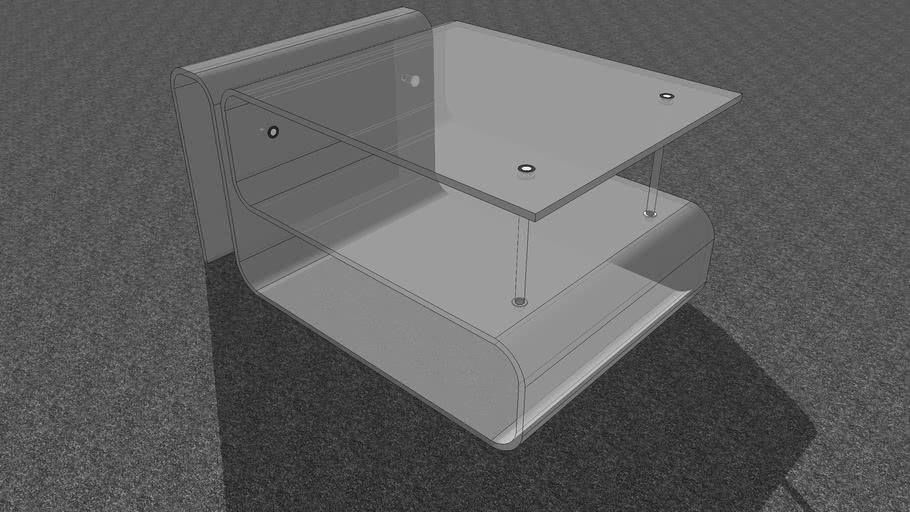 Acrylic Plastic Table | 3D Warehouse
