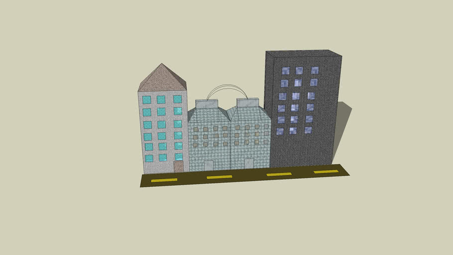 Business Building Towns