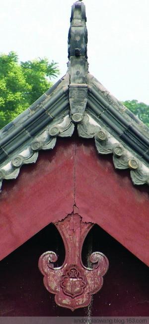 建筑构件-垂鱼