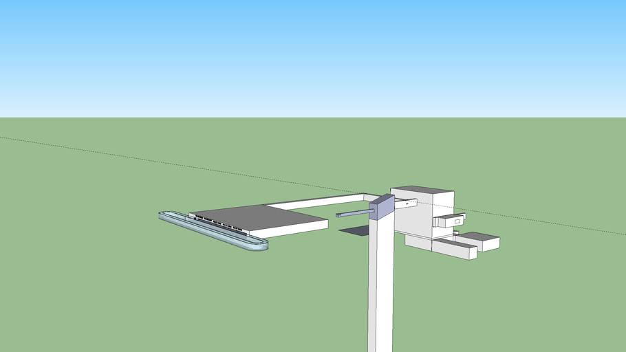 Breakthrough waal airrail