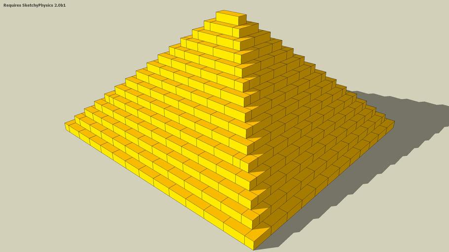 Pyramid Mystery