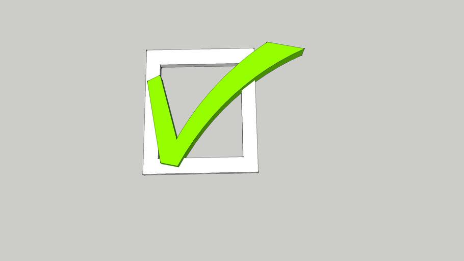 Checkbox green