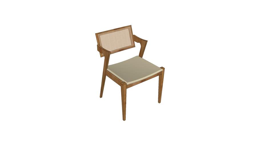 Cadeira Ágata Mista