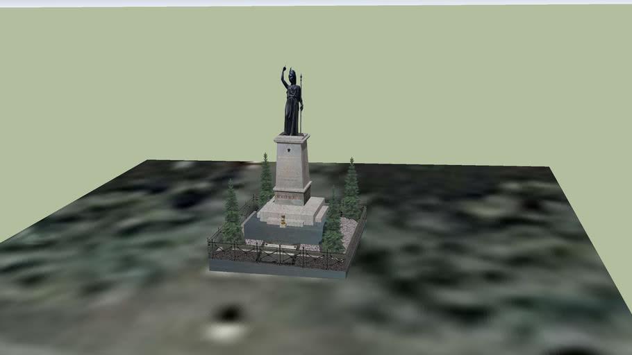 statua della vittoria