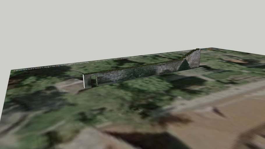 Stadtmauer, Bad Langensalza