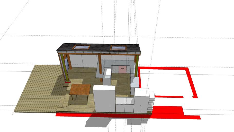Final Kitchen Plans