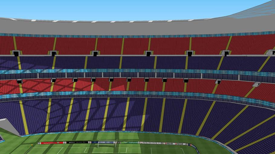 new stadium cetara