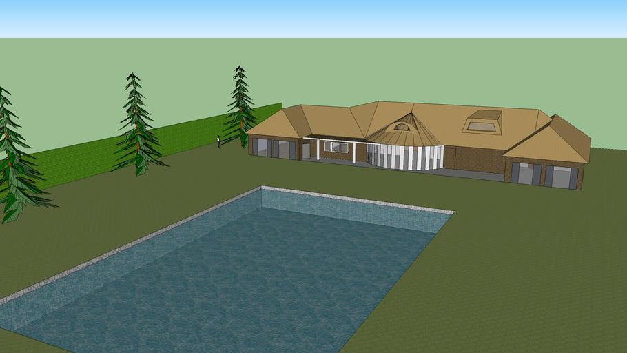 super grote villa met zwembad