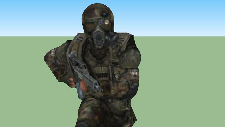Stalker - OMON 2D