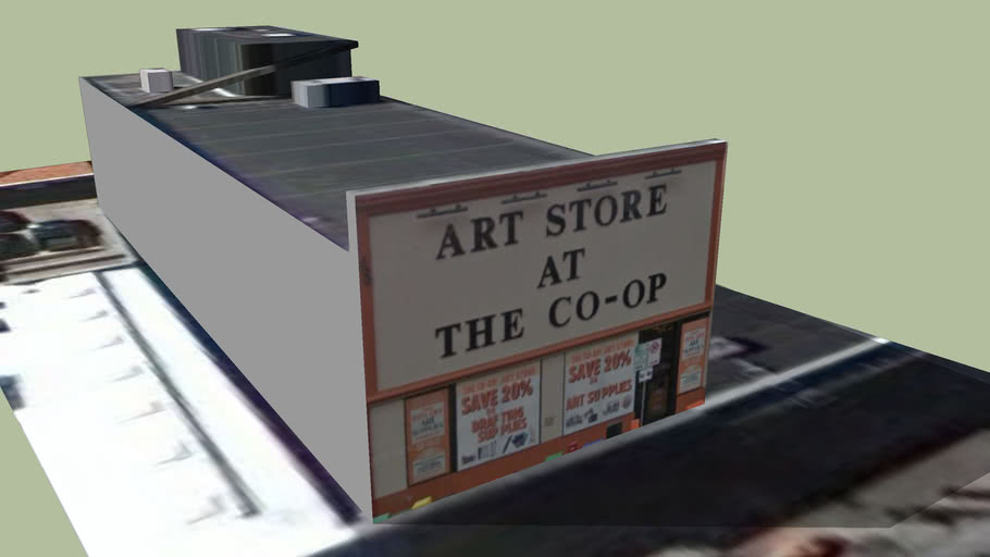 Art Store at the CO-OP