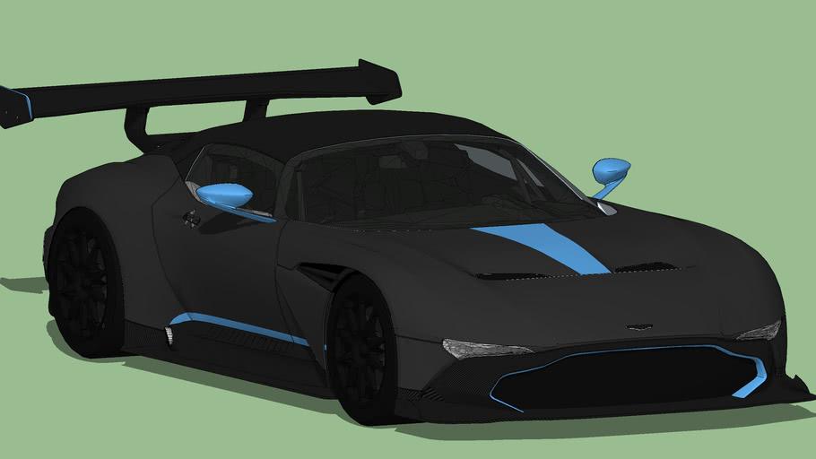 2015 Aston Martin Vulcan 3d Warehouse