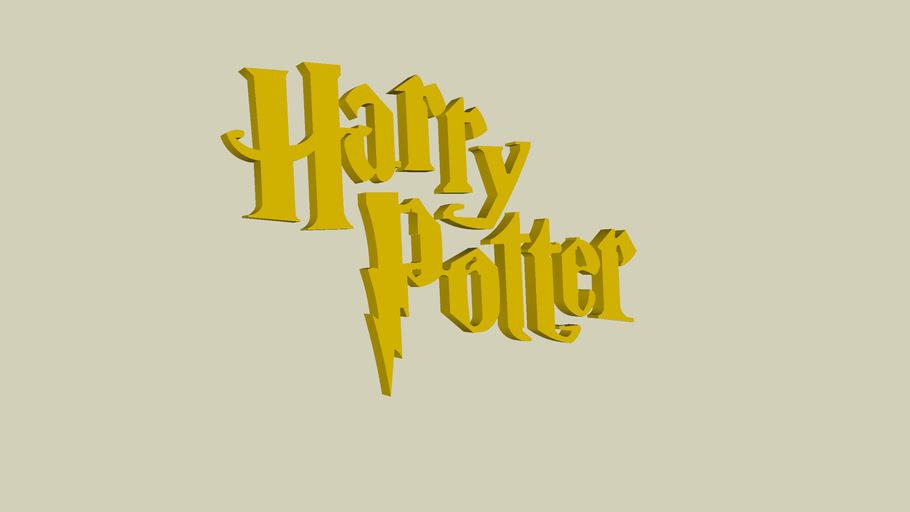 Harry Potter Logo 3d Warehouse