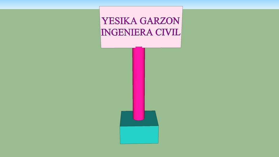 Porta Tarjeta Yesika Garzon
