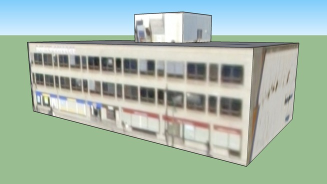 Building in Vancouver, BC V6J 3N2, Canada