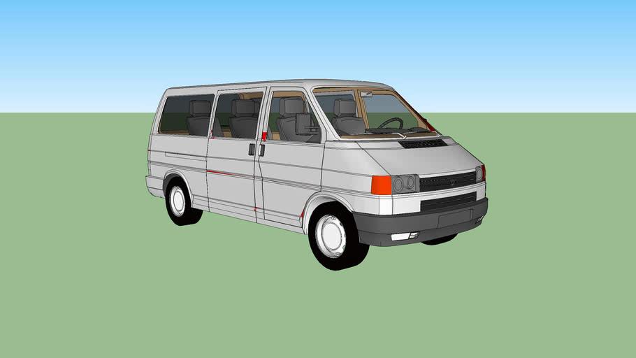 2000 Volkswagen Eurovan 12 passenger van