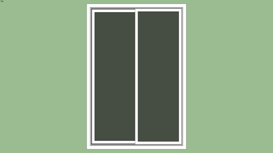 Janela 2,5m x 1,70m