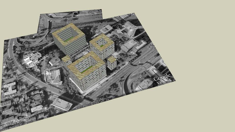 Les residence boeldieu et defense - Paris defense
