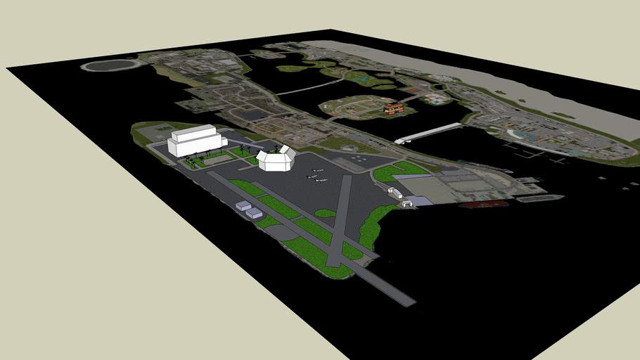 Vice City Map