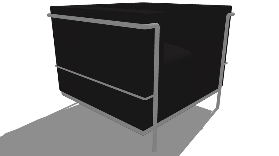 Le Corbusier single seater Couch