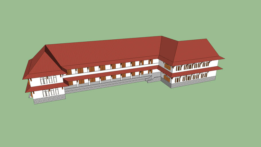 Polotical Science Building 1B