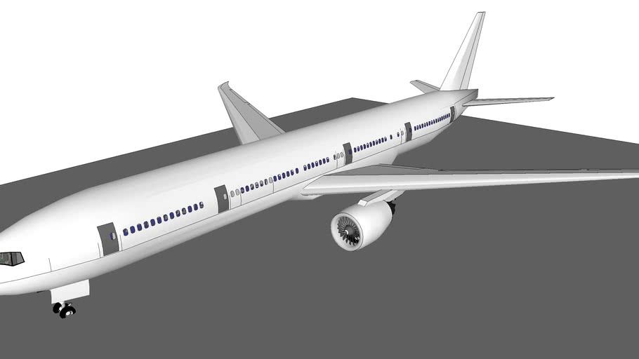 V.I.P Boeing 777-300ER