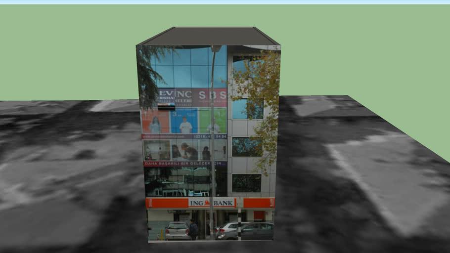 Bağdat Caddesi 2548 ada bina 05