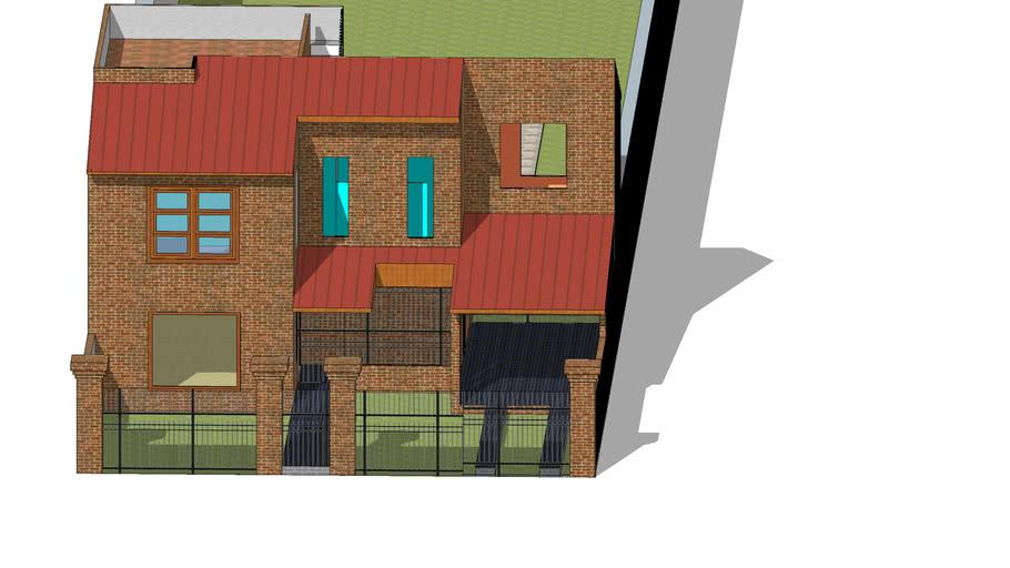 Casa de Ova  luzuriaga 106