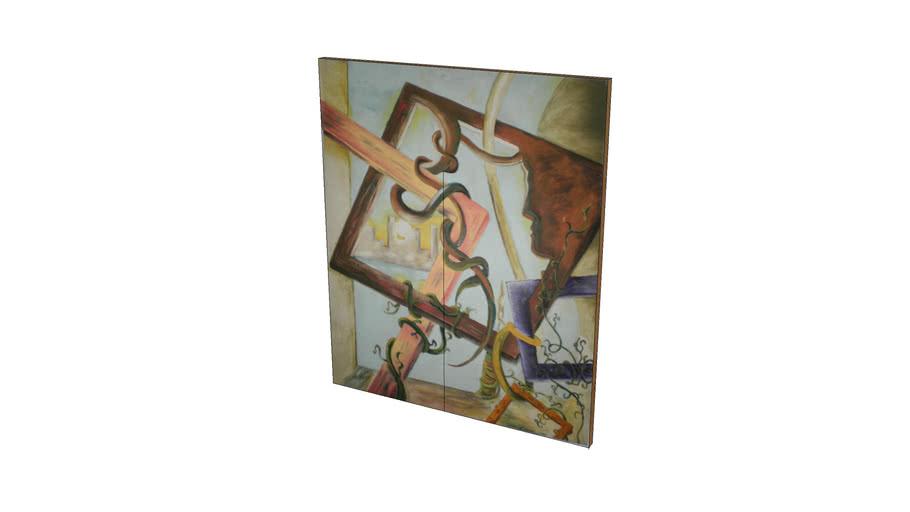 pintura moderna visões