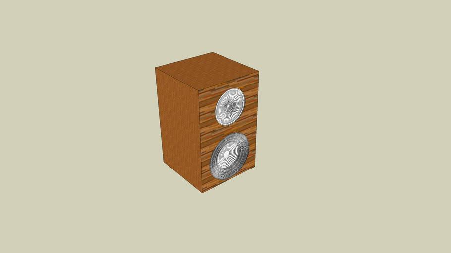 Lautsprecher- Subboofer- Speaker