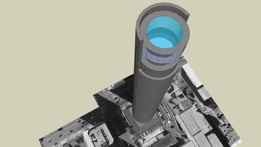 *FUTURE* Lightsaber Tower, Salt Lake City, Utah