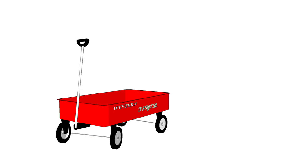 LIL RED WAGON BY DOITALL