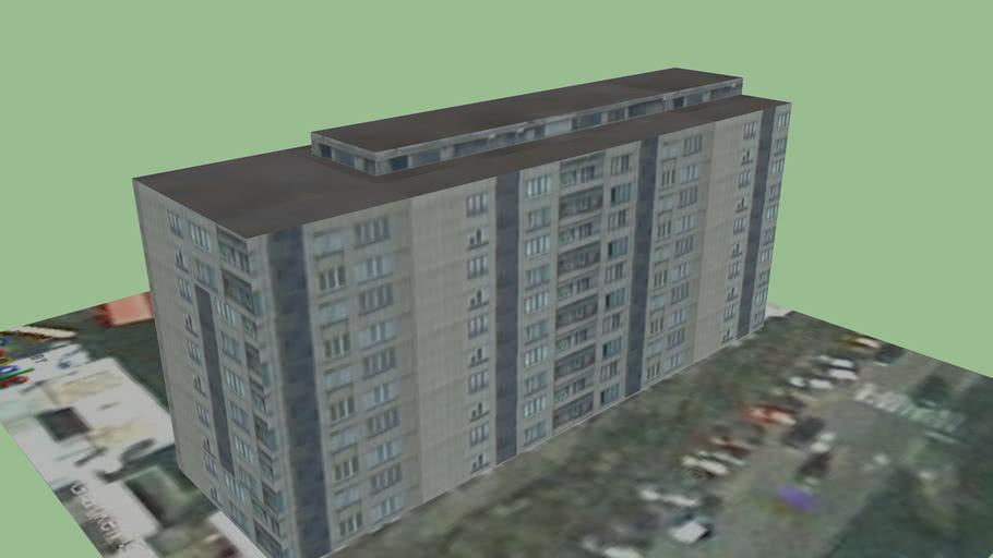Building by Dame Gruev 4