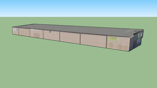 Wandplank Met La.Building In Metairie La Usa 3d Warehouse
