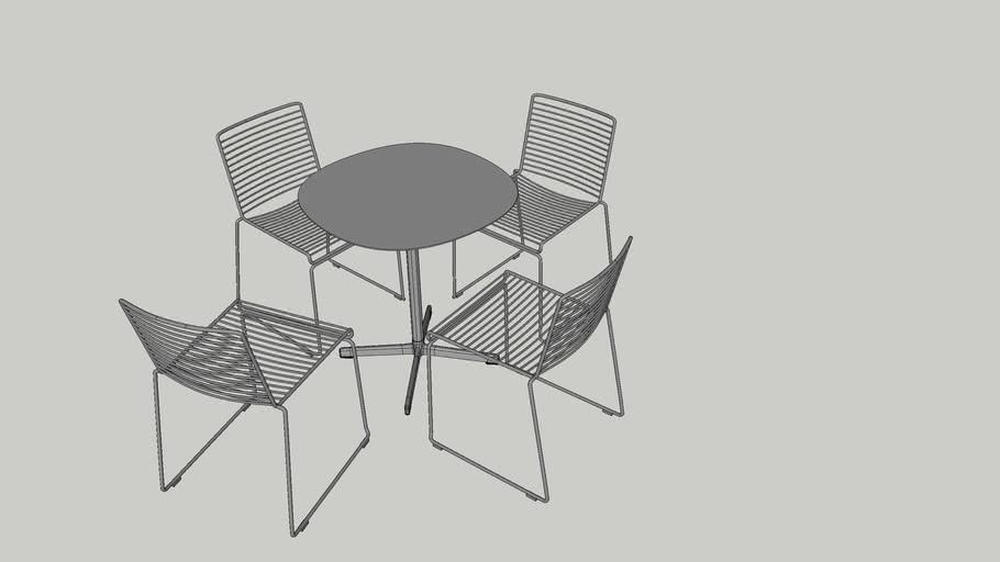 cafe hay furniture