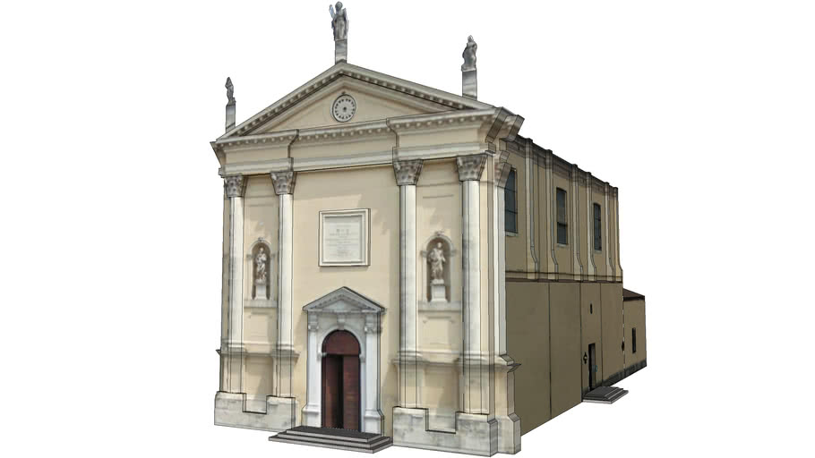Chiesa di San Biagio - Legnaro