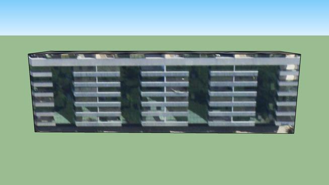 Construção em Brasília - DF, República Federativa do Brasil