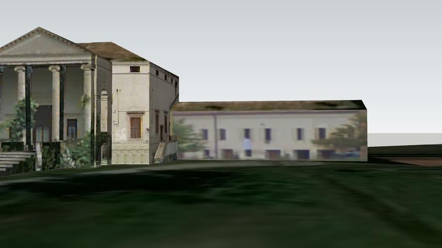 Palladios Villa Chiericati-Vancimuglio di Grumolo delle Abbadesse (1550)
