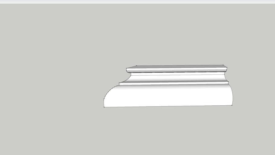Small Molding - Left