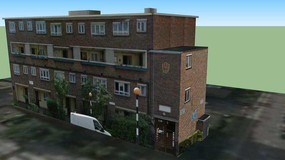 1-10 Lion Court, Islington, Copenhagen Street, London, N1 0SS