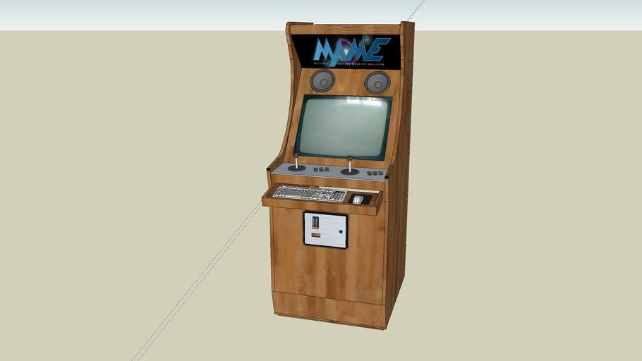 Borne arcade V2