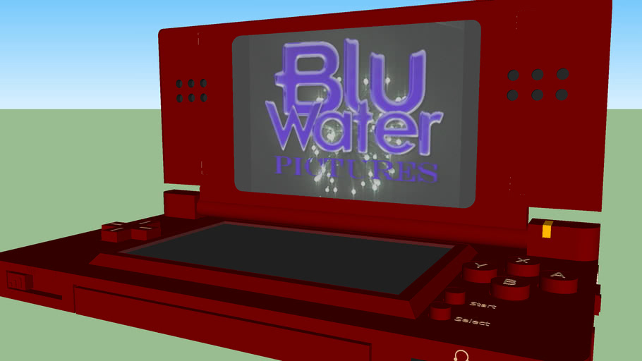 Red DS with BluWater Pictures logo