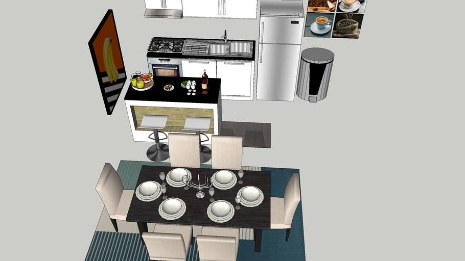louric kitchen complete dada