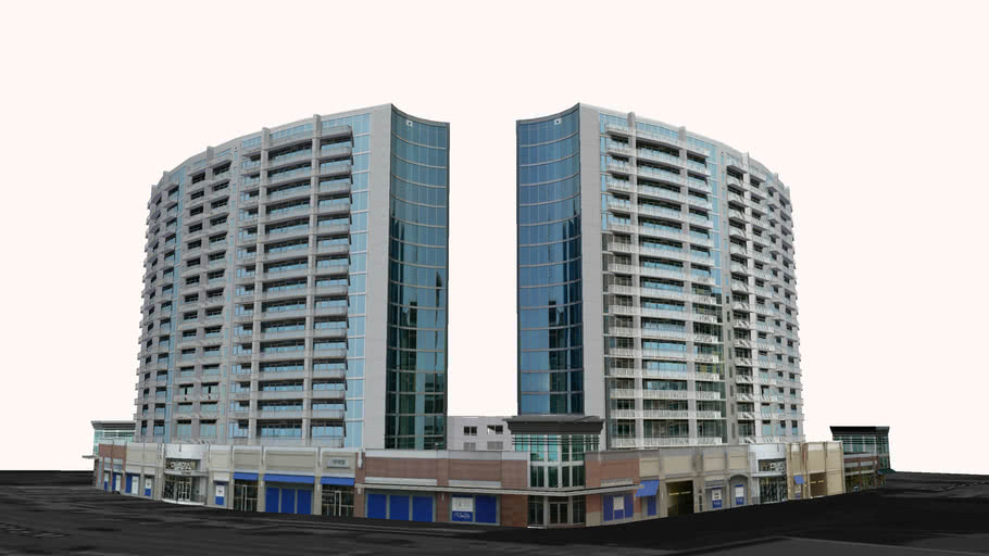 Plaza Midtown, North and East Towers