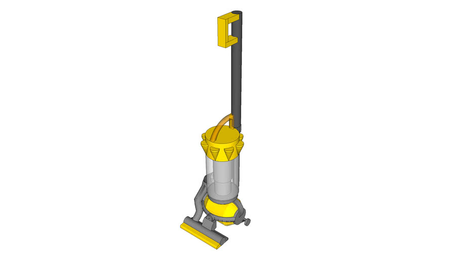 Finished Dyson Dc-15 Vacuum cleaner