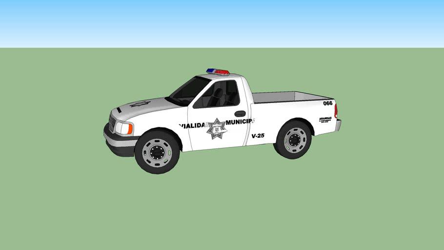 patrulla de transito y vialidad municipal de arandas jalisco