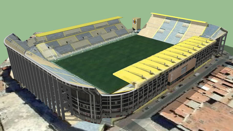 Estadio, El Madrigal
