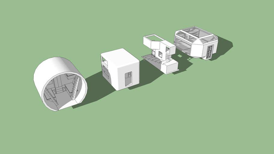 Bijan Cabin: Prototype