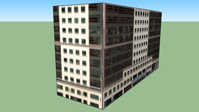 Edificio en Seattle, Washington, EEUU