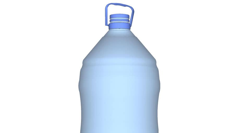 10 l plastic bottle